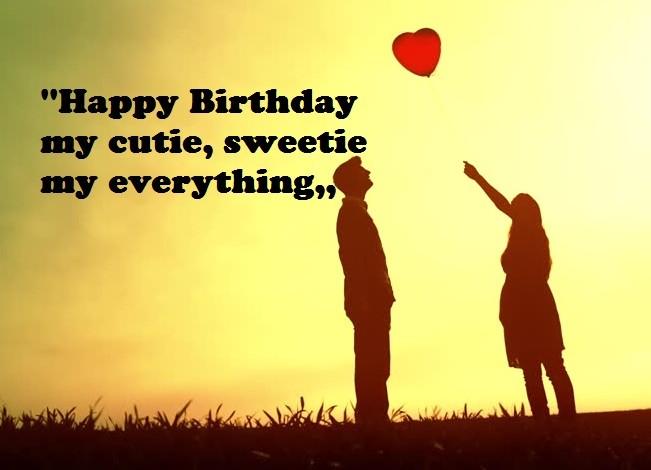 Happy Birthday to Girlfriend
