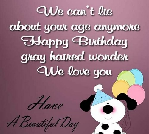 Unique Birthday Wishes for Elders