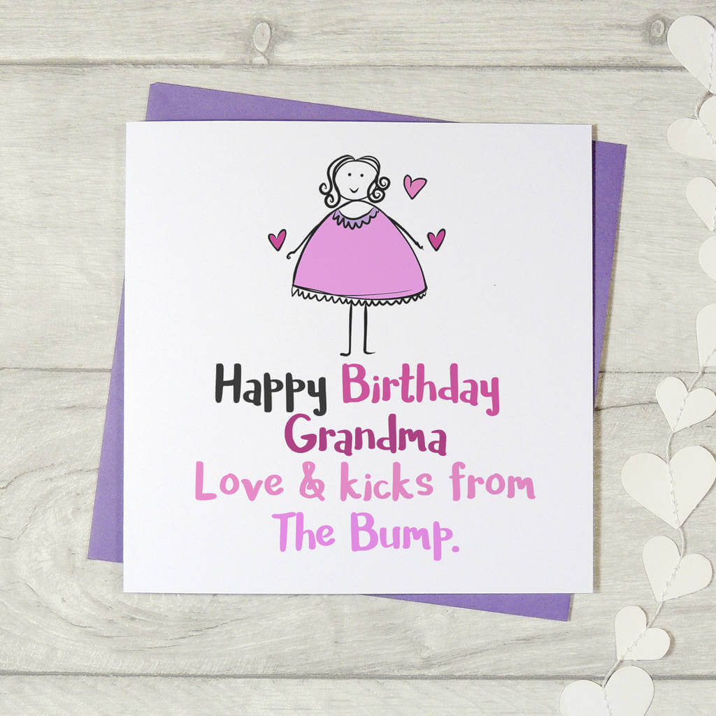 Best Birthday Wishes for Grandma