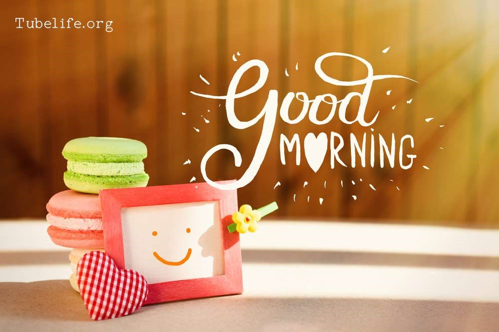 say good morning with love quotes